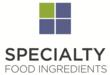 Specialty Food Ingredients is the newest Division of industry veteran Specialty Commodities Inc.